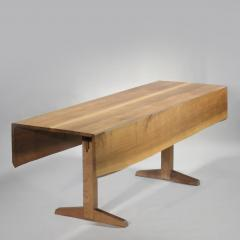 George Nakashima Special Harvest Table Double Drop Leaf 1962 - 16319