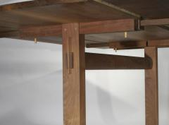 George Nakashima Special Harvest Table Double Drop Leaf 1962 - 16324