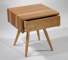 George Nakashima End Table with Drawer 1956 - 16378