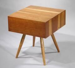George Nakashima End Table with Drawer 1956 - 16379