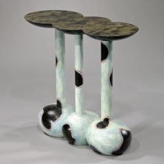 Wendell Keith Castle Wendell Castle Donut End Table 1988 - 16740