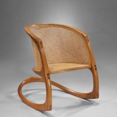 David Ebner Rocking Chair 1976 - 16794