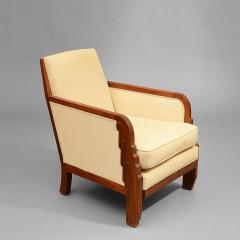 Maurice Dufr ne Armchair by Maurice Dufrene c 1934 - 17028
