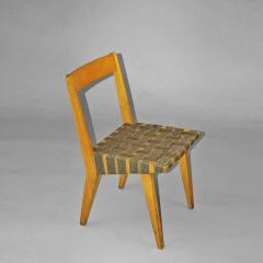 Jens Risom 3 Chairs Jens Risom for Knoll c 1945 - 17164