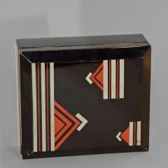 Japanese Art Deco Box - 17398