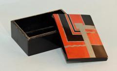 Japanese Art Deco Box - 17403
