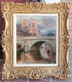 Joseph Kleitsch Pont St Michel 1927 - 19758