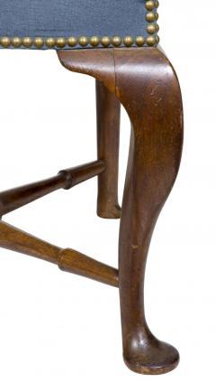An Early Queen Anne Walnut Corner Chair Massachusetts c 1750 - 21766