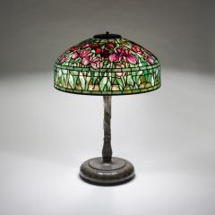 Tiffany Studios Tulip Table Lamp c 1906 - 22997