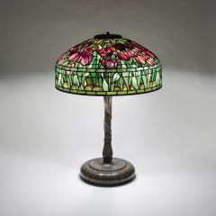 Tiffany Studios Tulip Table Lamp c 1906 - 22998