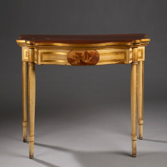 Painted Table Baltimore circa 1810 - 23061