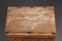 Miniature Chest of Drawers circa 1829 - 23086