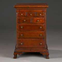 Miniature Chest of Drawers circa 1829 - 23336