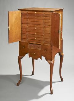 Specimen Cabinet on Stand c 1800 - 23401