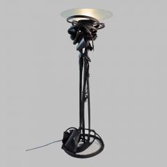 Albert Paley Dragon s Back Floor Lamp c 2006 - 24822
