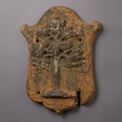 Firemark of The Mutual Assurance Company of Philadelphia circa 1784 1794 - 25371