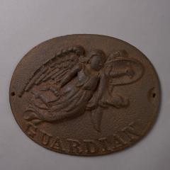 Firemark of the Guardian Fire and Marine Insurance Company Philadelphia 1867 - 25390
