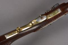 Jacob Young Longrifle by Jacob Young Sumner County Tennessee circa 1815 - 25462