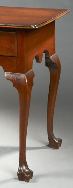 Dressing Table Southeastern Pennsylvania circa 1740 1750 - 25502
