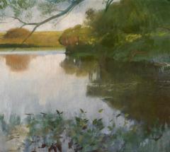 Frank Duveneck Landscape - 26753
