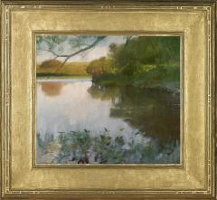 Frank Duveneck Landscape - 26754