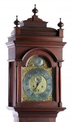 Lebbeus Dodd Tall Case Clock by Lebbeus Dodd circa 1760 1765 - 28267