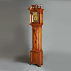 Godfrey Lenhart Tall Case Clock by Godfrey Lenhart York Town circa 1777 - 28573