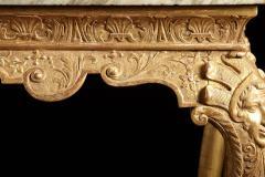 A George II Giltwood Console Circa 1735 - 29502