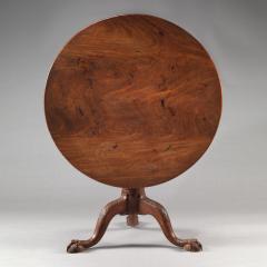 Chippendale Tilt Top Tea Table - 30754