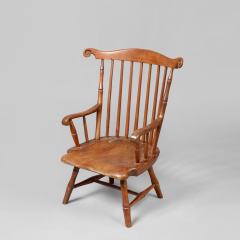 Childs Size Comb back Windsor Armchair - 31593