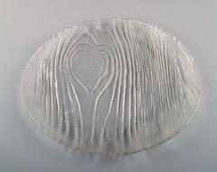 15 Finnish art glass plates - 1330307