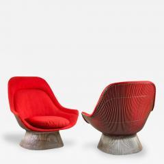 Warren Platner Furniture Chairs