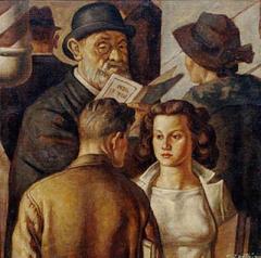 Jirayr Zorthian paintings