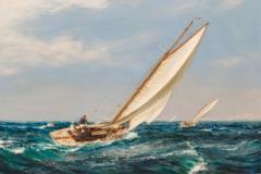 montague dawson paintings