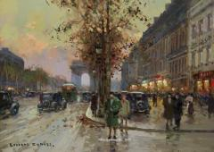 Edouard Cortes Paintings