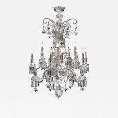 Baccarat Crystal Chandeliers