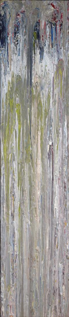 Larry Poons Paintings
