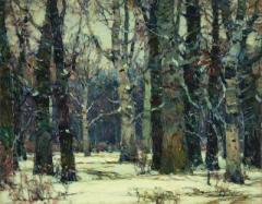 John F Carlson Paintings