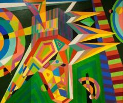 rolph scarlett paintings