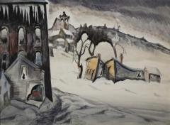 Charles Burchfield Paintings & Art | Incollect