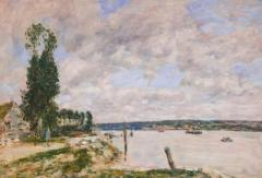 Eugene Boudin Paintings & Art | Incollect
