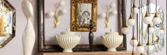 The Classical and the Contemporary. European Furniture, Art and Objects