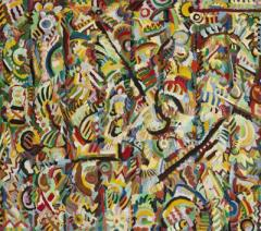 Ed Gilliam Paintings Art | Incollect