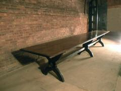 16ft long 17th century French Trestle Table - 622643