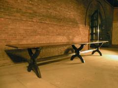 16ft long 17th century French Trestle Table - 622644