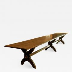16ft long 17th century French Trestle Table - 623618
