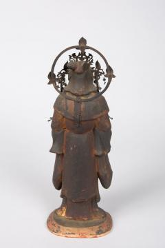 16th Century Japanese Sculpture of a Buddhist Tenbu - 1428206