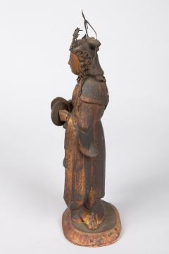 16th Century Japanese Sculpture of a Buddhist Tenbu - 1428223