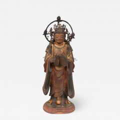 16th Century Japanese Sculpture of a Buddhist Tenbu - 1430158