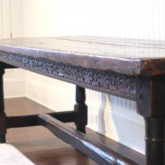 17th Century English or Welsh Refectory Table - 1938222